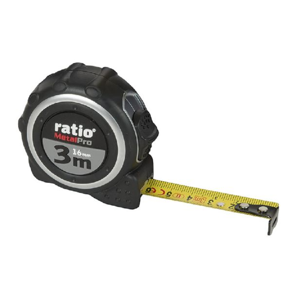 FLEXOMETRO RATIO 3MTS 16MM 5516H3