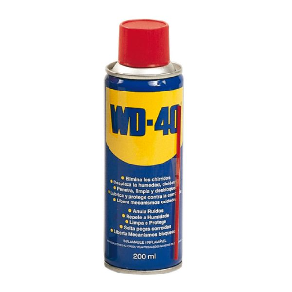 LUBRICANTE WD-40 200ML