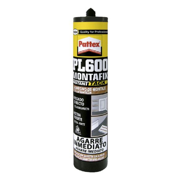 MONTAFIX PATTEX PL600 300ML