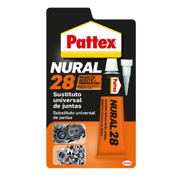PATTEX NURAL 28 40ML SUSTITUTO DE JUNTAS